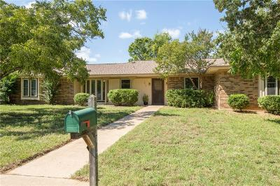 Arlington TX Single Family Home For Sale: $270,000