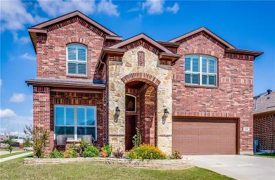 Denton Single Family Home For Sale: 2301 Lighthouse Drive