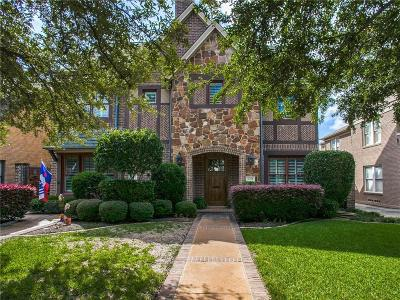 Dallas County Single Family Home For Sale: 4211 Normandy Avenue