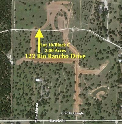 Decatur Residential Lots & Land For Sale: 122 Rio Rancho Drive