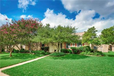 Allen Single Family Home Active Option Contract: 1315 Clearview Drive