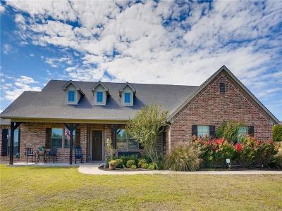 Aledo Single Family Home For Sale: 104 Branch Hollow Lane
