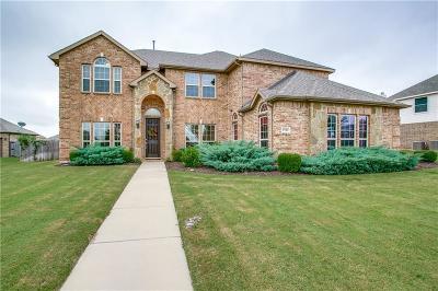 Single Family Home For Sale: 1541 Alamo Bell Way