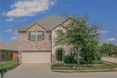 Prosper Single Family Home Active Contingent: 5470 Crestwood Drive