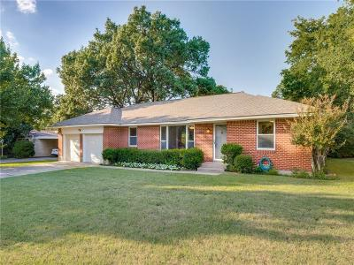 McKinney Single Family Home For Sale: 1704 W Josephine Street