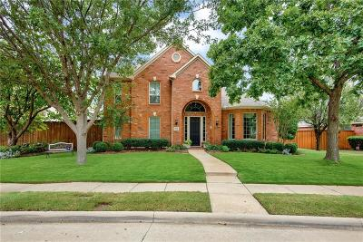 Allen Single Family Home For Sale: 503 Halyard Drive