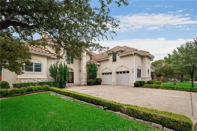 Irving Single Family Home For Sale: 1220 Travis Circle S