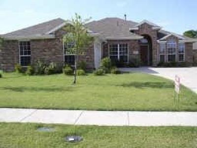 Frisco Residential Lease For Lease: 15602 Wrangler Drive