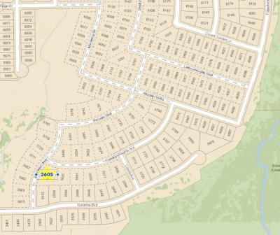 Frisco Residential Lots & Land For Sale: 3605 Hamilton Heights Avenue