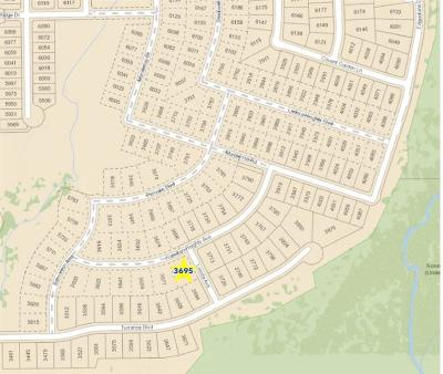Frisco Residential Lots & Land For Sale: 3695 Hamilton Heights Avenue