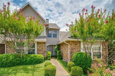 Carrollton Single Family Home Active Option Contract: 2800 Keller Springs Road #1C