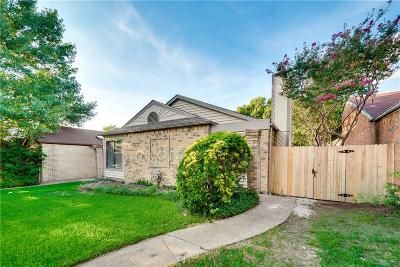Mesquite Single Family Home Active Option Contract: 223 Wilderness Trail