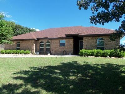 Azle Single Family Home For Sale: 351 Don Propp Road
