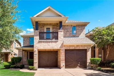 Fort Worth Single Family Home For Sale: 9105 Cottonwood Village Drive