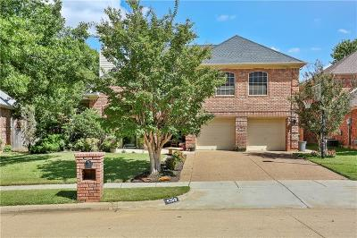 Flower Mound Single Family Home Active Option Contract: 4308 Lauren Way