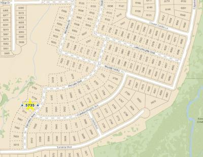 Frisco Residential Lots & Land For Sale: 5735 Edmonton Avenue