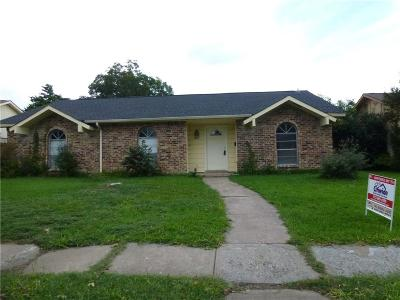 Single Family Home For Sale: 3029 Flagstone Drive