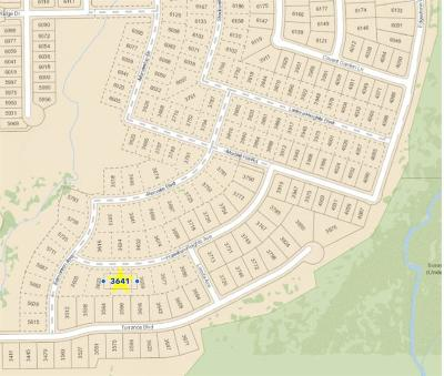 Frisco Residential Lots & Land For Sale: 3641 Hamilton Heights Avenue