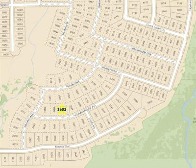 Frisco Residential Lots & Land For Sale: 3652 Hamilton Heights Avenue