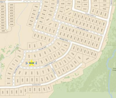 Frisco Residential Lots & Land For Sale: 3634 Hamilton Heights Avenue