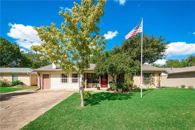 Single Family Home For Sale: 2977 Topaz Lane