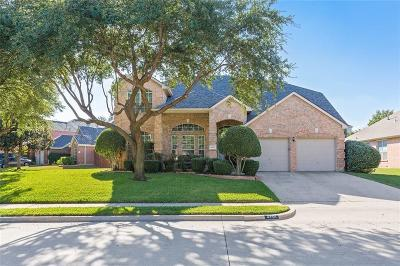 Flower Mound Single Family Home For Sale: 3701 Hidden Forest Drive