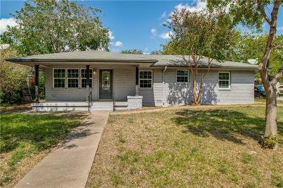 Richland Hills Single Family Home For Sale: 6817 Bridges Avenue