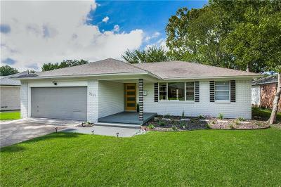 Dallas Single Family Home For Sale: 2537 Lazydale Drive