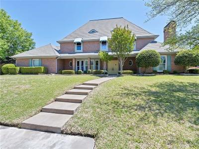 Arlington Single Family Home Active Option Contract: 1103 Findlay Drive