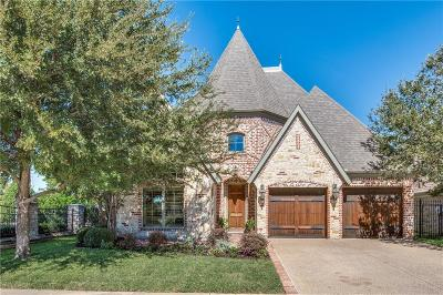 Colleyville Single Family Home For Sale: 5145 Stonebridge Drive