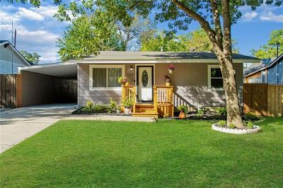 Single Family Home For Sale: 1204 Bonner Street