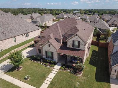 Flower Mound Single Family Home For Sale: 6712 Oak Knoll Road