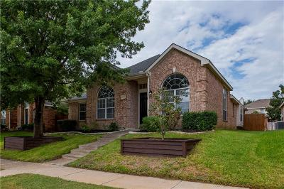 Allen Single Family Home For Sale: 2034 Fox Glen Drive