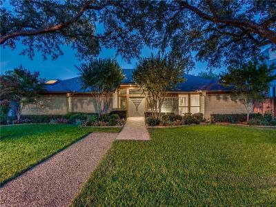 Plano Single Family Home For Sale: 1912 Manor Lane
