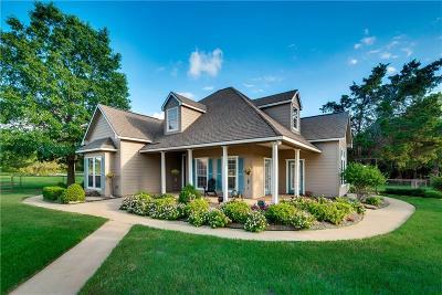 Quinlan Farm & Ranch For Sale: 1353 Fm 1564 E