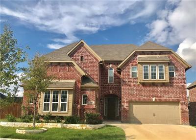 Frisco Single Family Home For Sale: 12918 Alta Badia Avenue