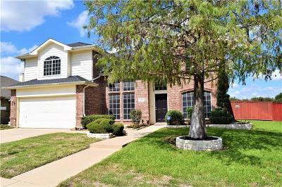 Haltom City Single Family Home Active Option Contract: 5709 Ridgeview Drive