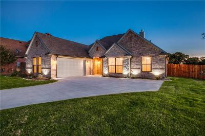Ennis Single Family Home For Sale: 1310 Miles Court