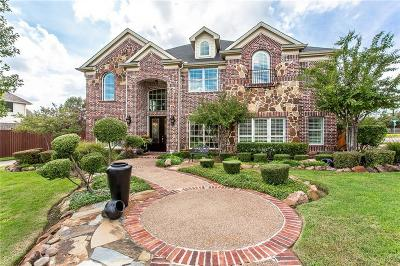 Carrollton Single Family Home For Sale: 3909 Aquatic Drive