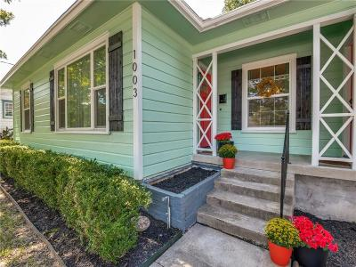 Single Family Home For Sale: 1003 N College Street