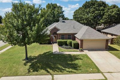 McKinney Single Family Home Active Option Contract: 2710 Burning Tree