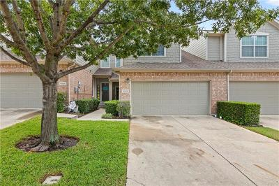 Plano Townhouse For Sale: 9809 Rockwall Road