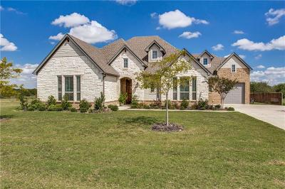 Burleson Single Family Home For Sale: 680 Prairie Timber Road