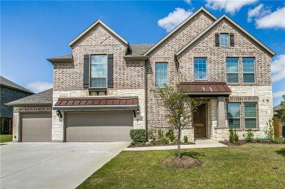 Sachse Single Family Home For Sale: 5203 Rosewood Lane