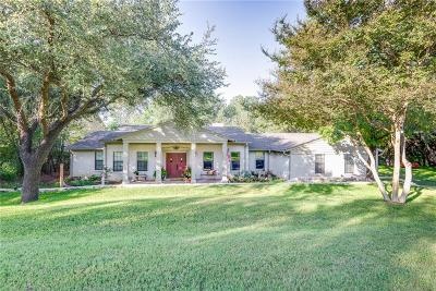 Parker County, Tarrant County, Hood County, Wise County Single Family Home Active Option Contract: 9124 Bontura Road