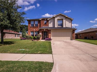 Forney Single Family Home For Sale: 216 Stanford