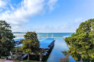 Rockwall Condo For Sale: 428 Yacht Club Drive #E