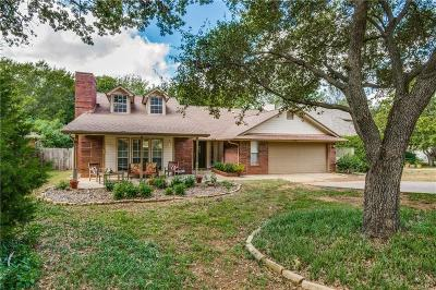 Flower Mound Single Family Home For Sale: 4981 Wolf Creek Trail
