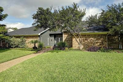 Single Family Home For Sale: 7605 Kevin Drive