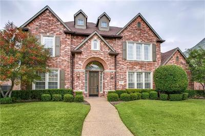Plano  Residential Lease For Lease: 5721 River Rock Lane